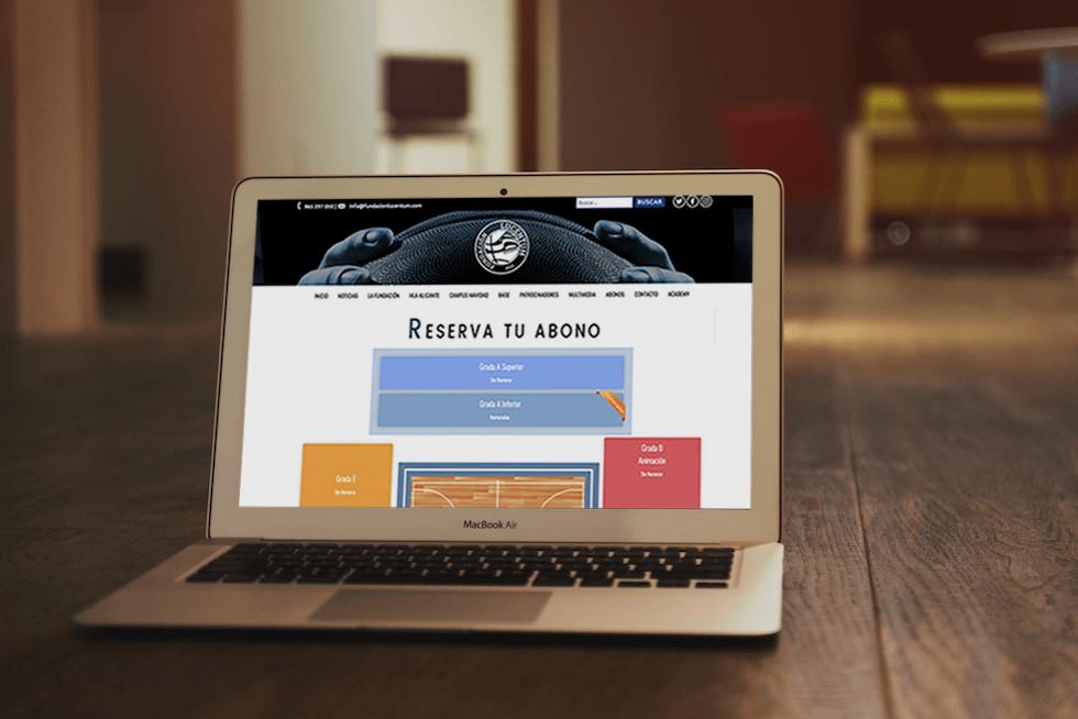Aplicaciones Web Alicante
